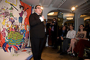 ALBER ELBAZ; BRYAN FERRY; JEFFERSON HACK; ANOUK LEPERE,  The Launch of the Lanvin store on Mount St. Presentation and cocktails.  London. 26 March 2009