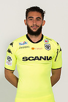 Anthony Mandrea during Photoshooting of Angers Sco for new season 2017/2018 on September 29, 2017 in Angers, France <br /> Photo : Angers Sco / Icon Sport