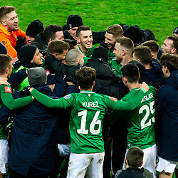 20210214: SLO, Football - Prva liga Telekom Slovenije 2020/21, NK Olimpija vs NS Mura