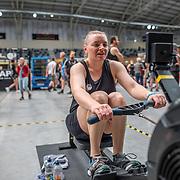 NZ Indoor Champs, raced at Avanti Drome, Cambridge, New Zealand, Saturday 23rd November 2019 © Copyright Steve McArthur / @rowingcelebration www.rowingcelebration.com