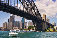 Water Taxi, Sydney Harbour
