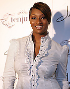 Toccara at The Jermaine Dupri Birthday Celebrration held at Tenjune in New York City on September 23, 2008