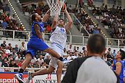 TRENTO, 26/07/2012<br /> TRENTINO BASKET CUP 2012<br /> ITALIA - BOSNIA ED ERZEGOVINA<br /> NELLA FOTO: JEFF VIGGIANO<br /> FOTO CIAMILLO
