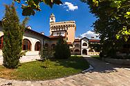 Modern orthodox monastery