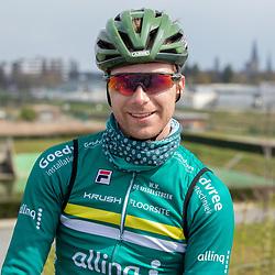 SITTARD (NED) wielrennen<br />De WV de IJsselstreek is met de elite renners neergestreken in Limburg. Er werd in groepjes getraind op het Tom Dumoulin Wielerpark in Sittard. Dennis van der Horst