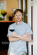 Marc Myers winemaker for The Four Graces in Dundee in Oregon