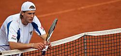 02.08.2010, Sportpark, Kitzbühel,AUT, ATP Challenger, Austrian Open 2010, Andreas SEPPI (ITA) vs Martin KLIZAN (SVK), im Bild Andreas SEPPI (ITA), EXPA Pictures © 2010, PhotoCredit: EXPA/ J. Feichter / SPORTIDA PHOTO AGENCY