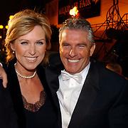 Miljonairfair 2004, Peter Smulders en vrouw Ingeborg