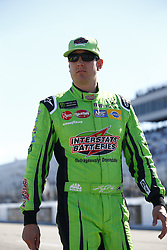 July 20, 2018 - Loudon, New Hampshire, United States of America - Kyle Busch (18) prepares to take to the track to qualify for the Foxwoods Resort Casino 301 at New Hampshire Motor Speedway in Loudon, New Hampshire. (Credit Image: © Justin R. Noe Asp Inc/ASP via ZUMA Wire)
