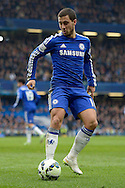 Eden Hazard of Chelsea in action. Barclays Premier league match, Chelsea v Southampton at Stamford Bridge in London on Sunday 15th March 2015.<br /> pic by John Patrick Fletcher, Andrew Orchard sports photography.