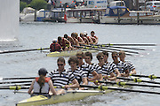 Henley, Great Britain. Heat of the Temple Challenge Cup. Bates College USA vs Trinity College Dublin  at 2009 Henley Royal Regatta.  Wednesday 01/07/2009 [Mandatory Credit. Peter Spurrier/Intersport Images] . HRR.