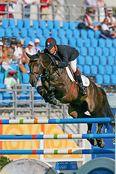 Schroder Wim-Eurocommerce Montreal<br /> Olympic Games Athens 2004<br /> Photo © Hippo Foto