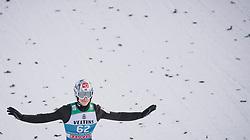 31.12.2019, Olympiaschanze, Garmisch Partenkirchen, GER, FIS Weltcup Skisprung, Vierschanzentournee, Garmisch Partenkirchen, Qualifikation, im Bild Robert Johansson (NOR) // Robert Johansson of Norway during his qualification Jump for the Four Hills Tournament of FIS Ski Jumping World Cup at the Olympiaschanze in Garmisch Partenkirchen, Germany on 2019/12/31. EXPA Pictures © 2019, PhotoCredit: EXPA/ JFK