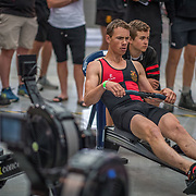 Ben Blaikie MALE LIGHTWEIGHT U19 2K Race #6  09:45am<br /> <br /> <br /> www.rowingcelebration.com Competing on Concept 2 ergometers at the 2018 NZ Indoor Rowing Championships. Avanti Drome, Cambridge,  Saturday 24 November 2018 © Copyright photo Steve McArthur / @RowingCelebration