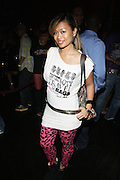 """DJ Miss Saigon at The YRB Magazine's """" How You Rock It 3 """" with a special performance by Busta Ryhmes and hosted by YRB held at M2 Lounge on May 19, 2009 in New York City."""