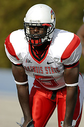 25 November 2006:  Pierre Rembert. The Redbirds romped the Panthers by a score of 24-13.&#xD;This game was a 1st round NCAA Division 1 Playoff held at O'Brien Stadium on the campus of Eastern Illinois University in Charleston Illinois.<br />