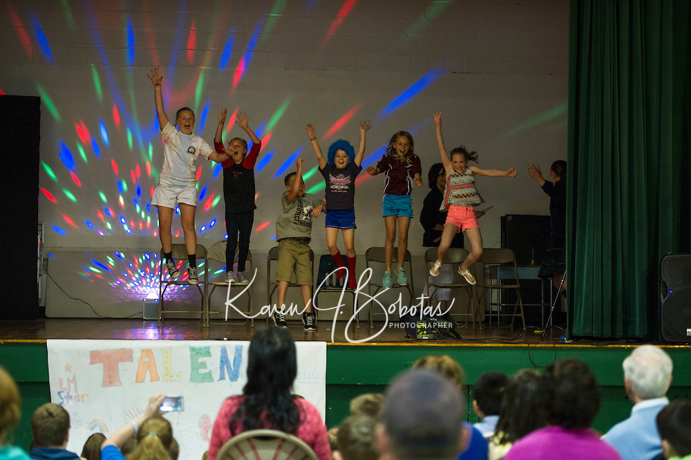 Holy Trinity Talent Show.  Karen Bobotas/ for the Laconia Daily Sun