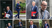 Downing Street, July 1, 2020 - Gov Ministers. (Pictures by Vudi Xhymshiti)