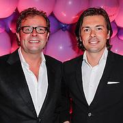NLD/Amsterdam/20120330 - Emma Raising Fund Night, Chis Lukken en partner