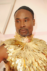 Billy Porter at the 92nd Academy Awards held at the Dolby Theatre in Hollywood, USA on February 9, 2020.