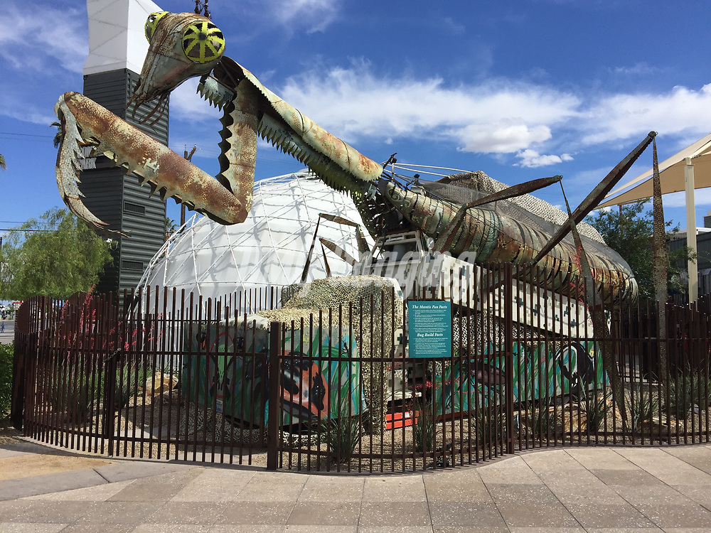 Small collection of images taken in and around Las Vegas