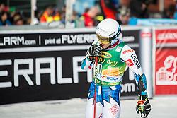MUFFAT-JEANDET Victor of France competes during the Audi FIS Alpine Ski World Cup Men's Giant Slalom 58th Vitranc Cup 2019 on March 9, 2019 in Podkoren, Kranjska Gora, Slovenia. Photo by Peter Podobnik / Sportida