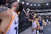 Massimo Chessa<br /> Virtus Roma - Benacquista Assicurazioni Latina<br /> Campionato Basket LNP 2018/2019<br /> Roma 16/01/2019<br /> Foto Gennaro Masi / Ciamillo-Castoria