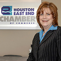 Taryn McFarlane is the East End chamber of Commerce Chairman.  McFarlane will be the first to serve in the history of the chamber to serve a consecutive term.  McFarlane began an aggressive education campaign in the East End, and sought a second term so that she con complete some of the projects she began a year ago.