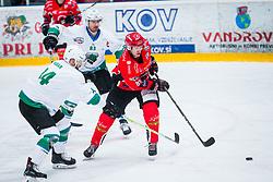 Hockey match between HDD Jesenice and HK SZ Olimpija in Alps Hockey League, on December 30, 2017 in Podmezakla, Jesenice, Slovenia. Photo by Ziga Zupan / Sportida