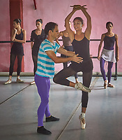 Ballet School in Old Havana. Image taken with a Leica T camera and 18-56 mm lens (ISO 1600, 46 mm, f/5.6, 1/125 sec).