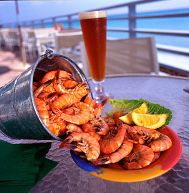 peel and eat shrimp,food photographer,miami,<br /> miami food photography