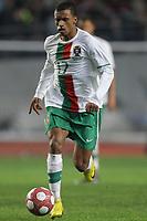 World Cup 2010 Preview - Portugal Team. In picture: Nani . **File Photo** 20100303. PHOTO: Ricardo Estudante/CITYFILES