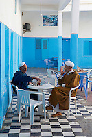 Maroc. Grand Sud. Medina de Tiznit. // Morocco. South Morocco. Medina of Tiznit.