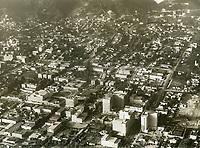 1928 Looking north at Hollywood