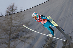 Killian Peier (SUI) during Ski Flying Hill Men's Team Competition at Day 3 of FIS Ski Jumping World Cup Final 2017, on March 25, 2017 in Planica, Slovenia. Photo by Vid Ponikvar / Sportida