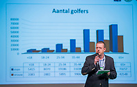 ARNHEM - Papendal - Nationaal  Golf Congres  & Beurs. 2020, NGF-directeur Jeroen Stevens. COPYRIGHT  KOEN SUYK