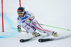 Elisabeth Goergl of Austria during 1st Run of 48th Golden Fox Audi Alpine FIS Ski World Cup Ladies Giant Slalom, on January 21, 2012 in Podkorn, Kranjska Gora, Slovenia. (Photo By Matic Klansek Velej / Sportida.com)