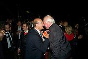 MATEO MAZZANTI;  RON FERRI,  Tudor presentation. Triennale Museum of Milan. Milan. 29 September 2008 *** Local Caption *** -DO NOT ARCHIVE-© Copyright Photograph by Dafydd Jones. 248 Clapham Rd. London SW9 0PZ. Tel 0207 820 0771. www.dafjones.com.