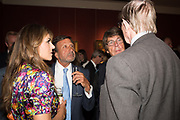 ELIZABETH HURLEY, ROCCO FORTE, SIR BILL CASH, Restoration Heart A memoir by William Cash. Philip Mould and Co. 18 Pall Mall. London. 10 September 2019