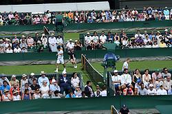 July 4, 2017 - Wimbledon, Angleterre - Illustration wimbledon terrain (Credit Image: © Panoramic via ZUMA Press)