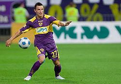 Marko Popovic of Maribor at Third Round of Champions League qualifications football match between NK Maribor and FC Zurich,  on August 05, 2009, in Ljudski vrt , Maribor, Slovenia. Zurich won 3:0 and qualified to next Round. (Photo by Vid Ponikvar / Sportida)