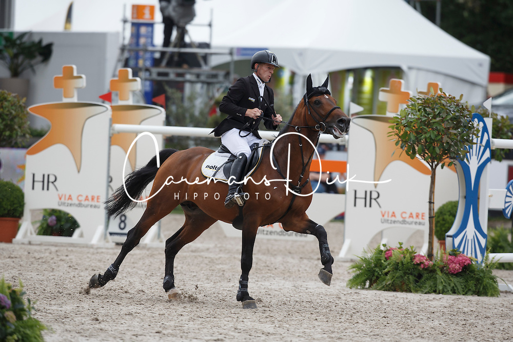 Ehning Marcus, (GER), Comme Il Faut 5<br /> Longings Grand Prix Port of Rotterdam<br /> CHIO Rotterdam 2015<br /> © Hippo Foto - Dirk Caremans<br /> 21/06/15