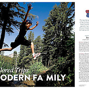 Opening spread for National Geographic Traveler magazine. April, 2015.