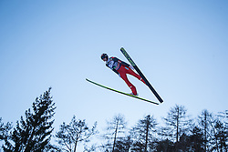22.03.2013, Planica, Kranjska Gora, SLO, FIS Ski Sprung Weltcup, Skifliegen, 1. Wertungsdurchgang, im Bild Andreas Stjernen (NOR) // Andreas Stjernen of Norway in action during 1st round of the FIS Skijumping Worldcup Individual Flying Hill, Planica, Kranjska Gora, Slovenia on 2013/03/22. EXPA Pictures © 2012, PhotoCredit: EXPA/ Johann Groder
