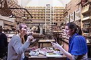 """Bologna, Gastronimy shop """"Simoni,  laboratorio vendita di salumi"""""""
