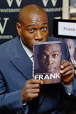 Frank Bruno 21st October 2005