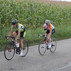 01-09-2016: Wielrennen: Ladies Tour: Sittard       <br />SITTARD (NED) wielrennen  <br />Rensters die de koers kleurden. Roxane Kneteman en Esra Tromp