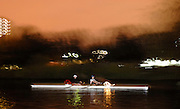 Boston, Massachusetts, USA. Early morning training session, on thursday 19/10/2006 ,  Riverside Crews, on the Charles River, Preparing for the 2006 Head of the Charles,  Photo  Peter Spurrier/Intersport Images...[Mandatory Credit, Peter Spurier/ Intersport Images] Rowing Course; Charles River. Boston. USA Sunrise, Sunsets, Silhouettes