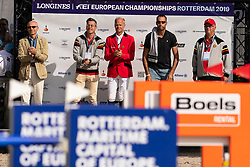 Wathelet Gregory, BEL, MJT Nevado S<br /> European Championship Jumping<br /> Rotterdam 2019<br /> © Dirk Caremans<br /> Wathelet Gregory, BEL, MJT Nevado S