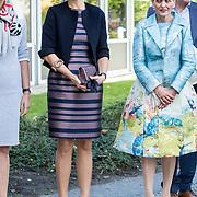 NLD/Amersfoort/20171006 - Koningin Maxima bezoekt Lerarencongres, koningin Maxima
